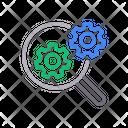 Search Setting Development Icon