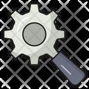 Search Lab Setting Icon