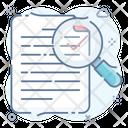 Search Sheet Icon