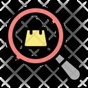 Search Shopping Shopping Bag Icon