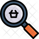 Search Shopping Icon