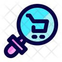 Cart Shop Search Icon