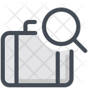 Airport Bag Baggage Icon