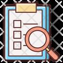 Search Survey Icon