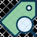 Search Tag Sale Price Tag Icon