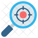 Search Target Targeting Icon