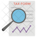 Search Tax Icon