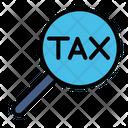 Search Tax Search Tax Icon