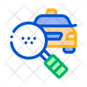Search Taxi Icon