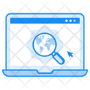 Search The Web Web Browsing Internet Searching Icon
