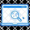 Search The Web Icon