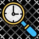 Search Time Search Time Icon
