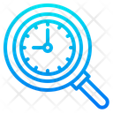 Search Time Icon