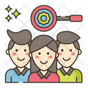 Search Team Schedule Icon