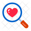 Search true love Icon
