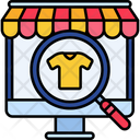 Isearch Search Product Search Tshirt Icon