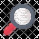 Search Magnifier Universe Icon