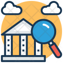 Search School Find Icon