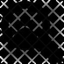 Search User Magnifer Icon