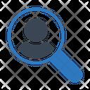 Search User Profile Icon