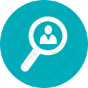 Search User Seo Icon