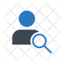 Search Find User Icon
