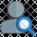 Search User Search Profile Find User Icon
