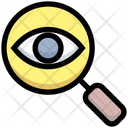 Search View Find Eye Icon