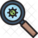 Search Virus Icon
