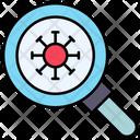 Search Virus Icon