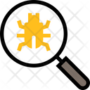 Virus Protection Computer System Icon