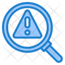 Search Warning Icon