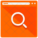 Search Webpage Window Icon