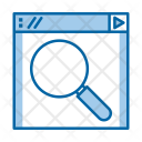 Search Seo Web Icon