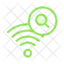 Search Wifi Icon
