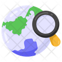 Search World Icon