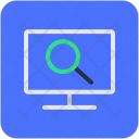 Searching Web Search Icon