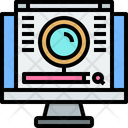 Search Searching Business Planning Icon