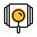 Searching Research Solutions Icon