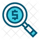Search Finance Search Financial Searching Icon