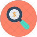Searching Finance Commerce Icon