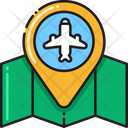 Searching Airport Airport Icon