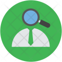 Searching Find Person Icon