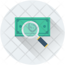 Searching Finance Money Icon
