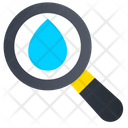 Searching For Rain Icon