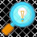 Searching Idea Icon