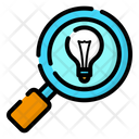 Searching Idea Icon