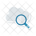 Cloud Search Server Icon