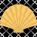 Sea Shell Clam Icon
