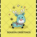 Season Greetings Icon